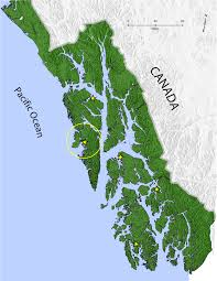 Sitka Alaska Map by Sitka Sustainable Southeast Partnership