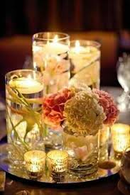 Wedding Centerpieces Floating Candles And Flowers by 77 Best Floating Flowers Centerpieces Images On Pinterest