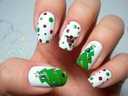 586 best nail art christmas images on pinterest holiday nails