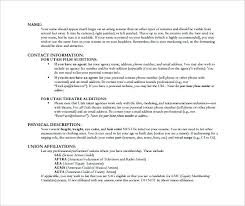 usa resume resume in usa format usa sle resume