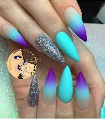 love the design but the shape nails pinterest