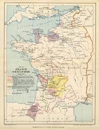 Wine Map Of France by The Hundred Years U0027 War 1337 1453 100 Years U0027 War