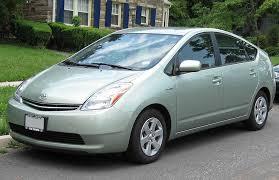 toyota prius 1st generation toyota prius hybrid electric vehicle