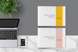 graphic design portfolio template brochure templates creative