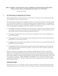 How To Write A First Resume Sample Skills And Strengths In Resume Free Resume Example And