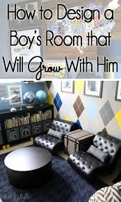 Decorating A Bedroom by Decorating With Style How To Decorate A Boy U0027s Room That Will Grow