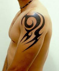 best tribal arm tattoo designs for men the xerxes