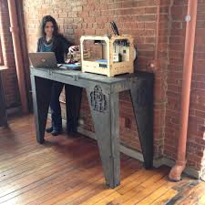 maker bench made with a cnc router make