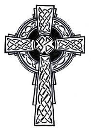 tatatatta celtic cross tattoo designs