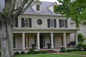 painting exterior brick home 1000 ideas about painted brick houses