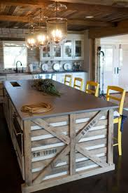 inimitable creative ideas for kitchen islands from wood pallets