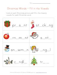 free worksheets christmas phonics worksheets free math