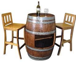 Rustic Pub Table Set Rustic Pub And Bistro Tables Houzz