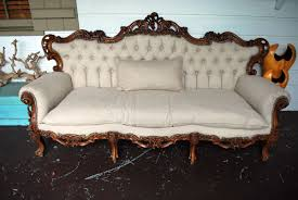 Tufted Sofas For Sale by Antique Sofa