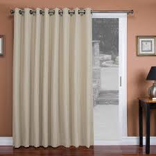 tacoma double blackout grommet patio curtain panel free shipping