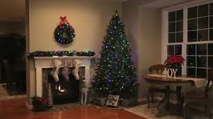 philips home decorative lights philips 3 color effect lights tree and wreath youtube
