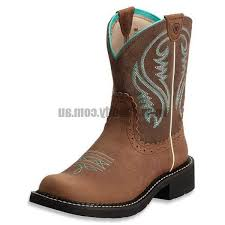 buy cowboy boots canada boots ariat magnolia cowboy boots in distressed brown
