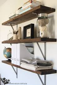 Modern Wooden Shelf Design by Design Modern Wood Shelf Brackets U2014 Steveb Interior How To