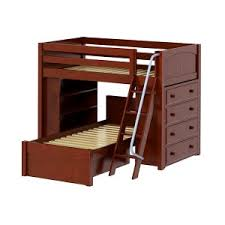 Beds With Bookshelves by Loft Beds U0026 Storage Kids Bedroom Furniture Maxtrix
