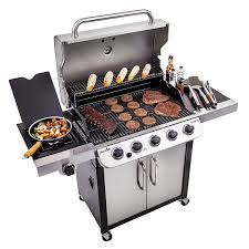 Backyard Grill 5 Burner Gas Grill by Char Broil Performance 475 4 Burner Cart Gas Grill Review What