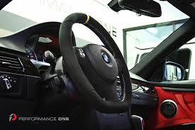 E92 335i Interior Bmw Performance Alcantara Steering Wheel For Bmw E92 335i U2026 Flickr