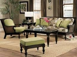 Living Room Wicker Furniture Wicker Rattan Living Room Furniture Gallery Us House And Home