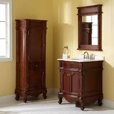 cherry bathroom mirror spacious antique cherry bathroom mirror mirrors duluthhomeloan