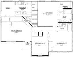 Sample House Floor Plans Sample House