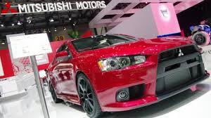mitsubishi japan mitsubishi lancer evolution final edition launched in japan