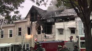 fire damages 5 homes in trenton 6abc com