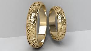 wedding ring models wedding rings 3d print model cgtrader
