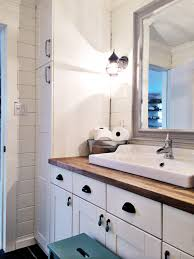 Ikea Kitchen Cabinets Used For Bathroom by How To Create A Kid Friendly Farmhouse Bathroom Here U0027s My Before