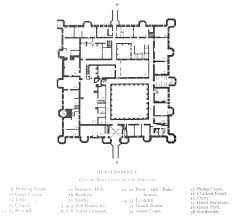 palace plans castle floor plan blueprints hogwarts stunning