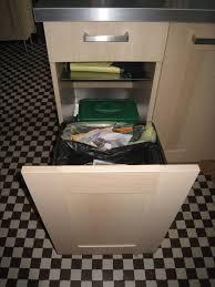 fabriquer cache poubelle meuble évier tri des déchets 16 messages