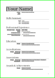 Resume Examples Word by Examples Of Resumes Copy A Professional Resume Ideas 2765712