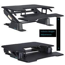 eureka ergonomic height adjustable standing desk shop for eureka ergonomic height adjustable standing desk 36 inch
