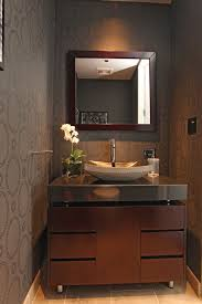 wall mounted lamp small powder room dimensions eased edge brown
