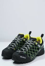 salewa men hiking boots wildfire s gtx shoes black citro