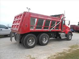 Used 2008 Kenworth Dump Truck For Sale In Ms 6720