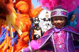 mardi gras indian costumes mardi gras indians masks and feathers violence to peace lazer