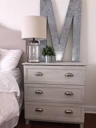 Dresser As Nightstand Best 25 Diy Nightstand Ideas On Pinterest Night Stands Diy