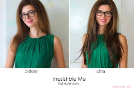 in hair extensions reviews review irresistible me hair extensions in blush