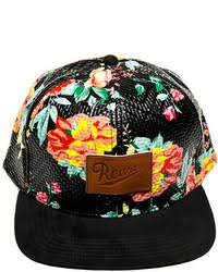 floral snapback reason the woven floral snapback hat where to buy how to wear