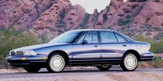 1998 Crown Victoria Interior Looking Back 1996 Oldsmobile Lss Vs Fords Crown Victoria