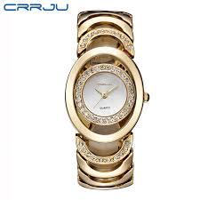 bracelet fashion design images Crrju luxury women watch famous brands gold fashion design jpg