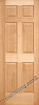 Solid Maple Interior Doors Solid 4 Panel Mahogany Interior Doors Only 249 Pre Hung
