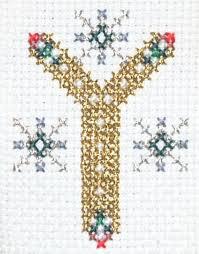 christian symbols ornaments