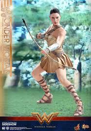 dc comics woman training armor version sixth scale fi