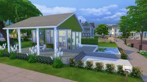 Tiny Home Tour Modern U0026 Green Tiny House Tour U2013 The Sims Legacy Challenge