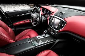 maserati spyder interior 2014 maserati ghibli s q4 around the block automobile magazine